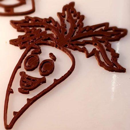 Čokoládová mrkev